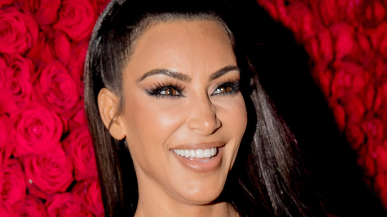 Kim Kardashian's Secret for Super White Teeth Is on Sale on Amazon Right Now