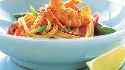 linguine-shrimp-coconut