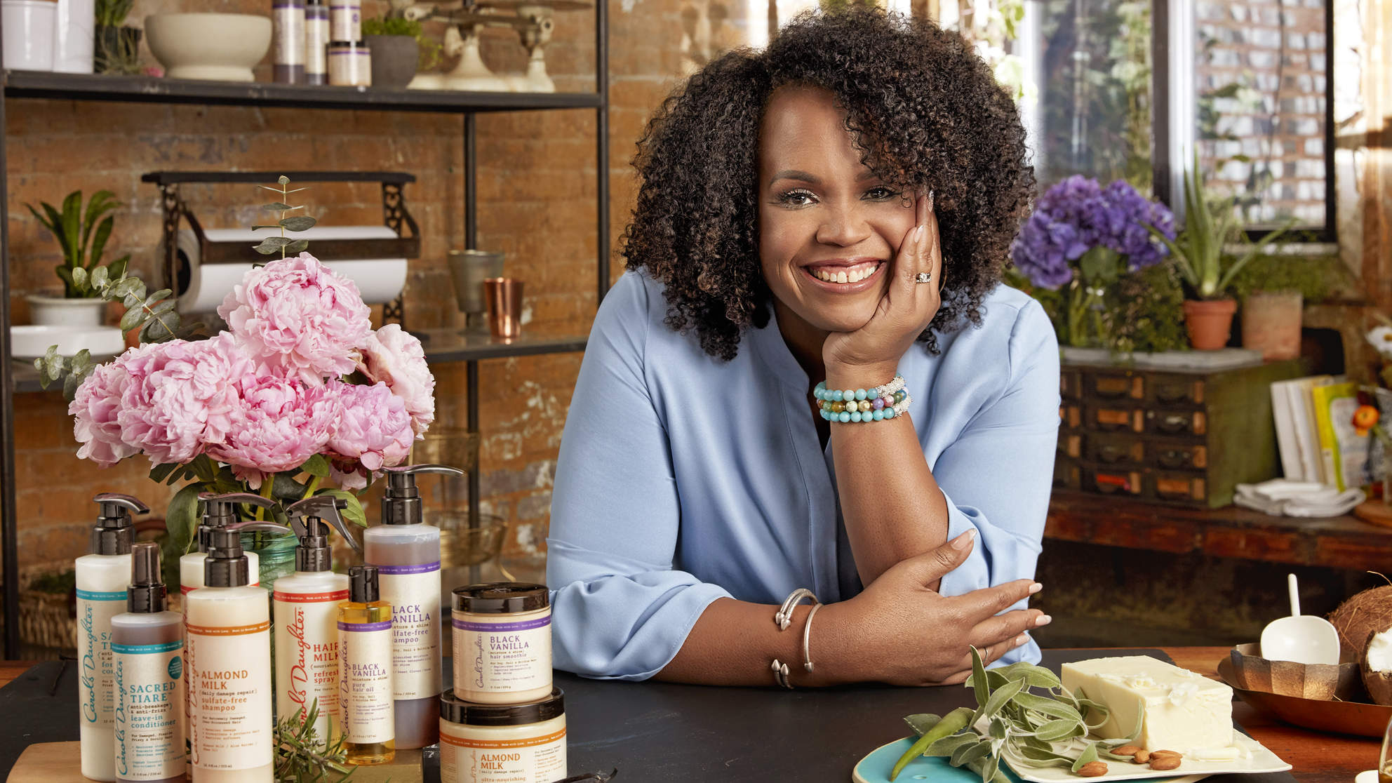 Founder of Beauty Line Carol's Daughter Shares Her Secret to Success as a Female Entrepreneur