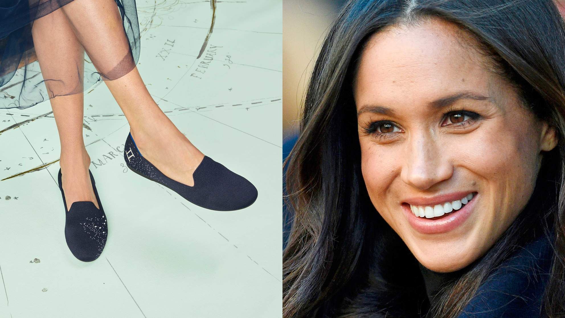 Meghan Markle's Go-To Flats Brand Just Launched a New Zodiac Collection