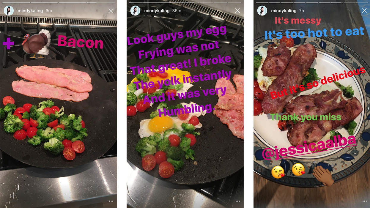 mindy-kaling-snapchat-food-two