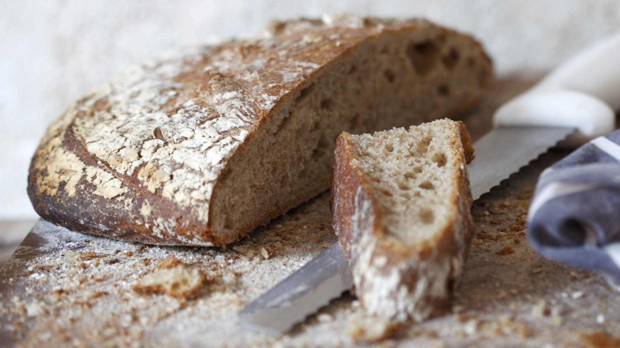 This no knead bread recipe is my secret to fast meals health no knead bread carbs forumfinder Image collections