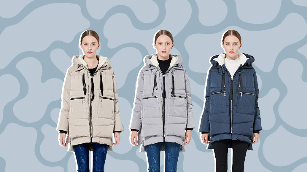 The Viral Amazon Coat That Will Save You from the Polar Vortex
