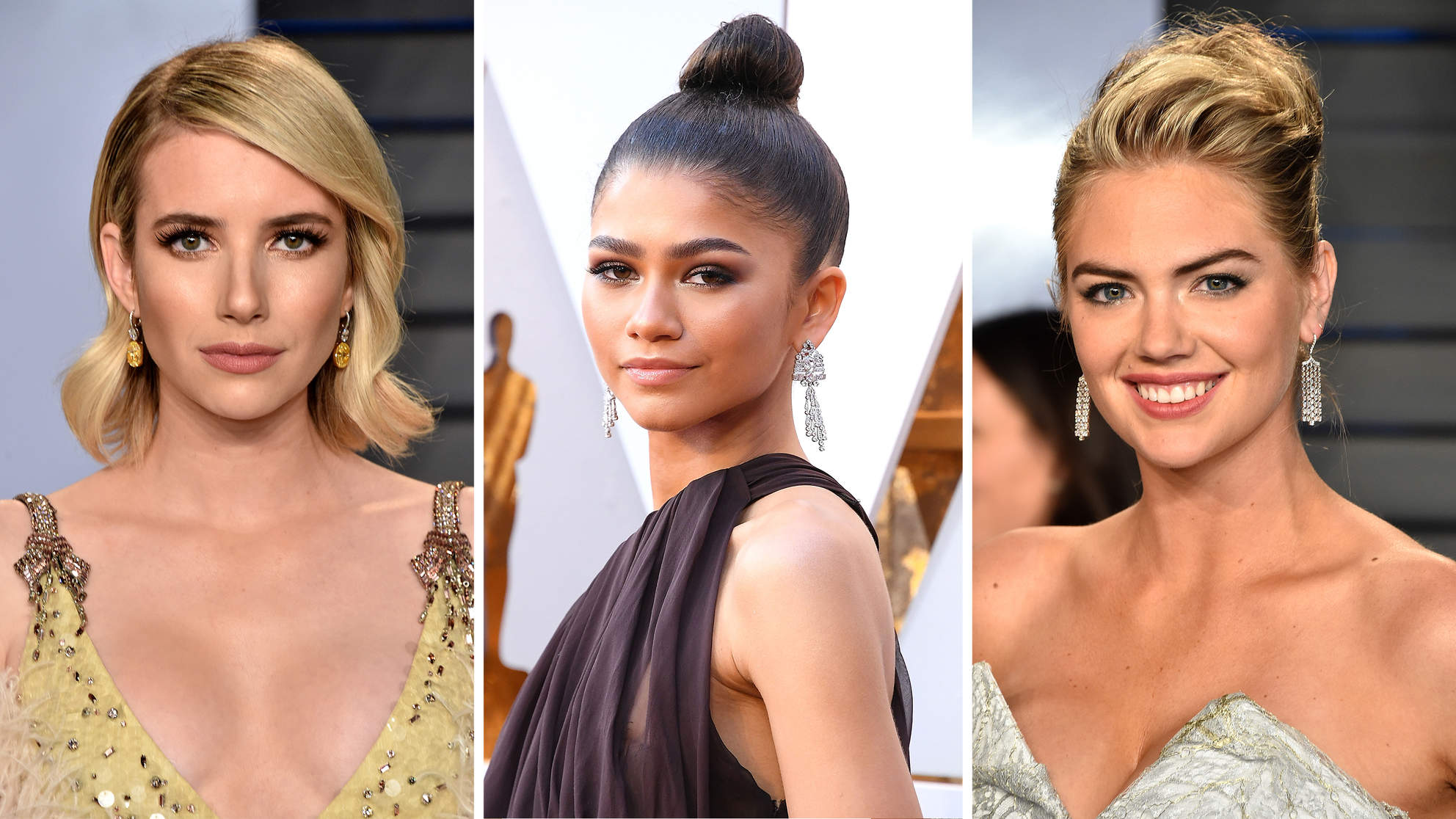 This Splurge-Worthy Product Is the Secret Behind Zendaya, Emma Roberts, and Kate Upton's Gorgeous Oscars Glow