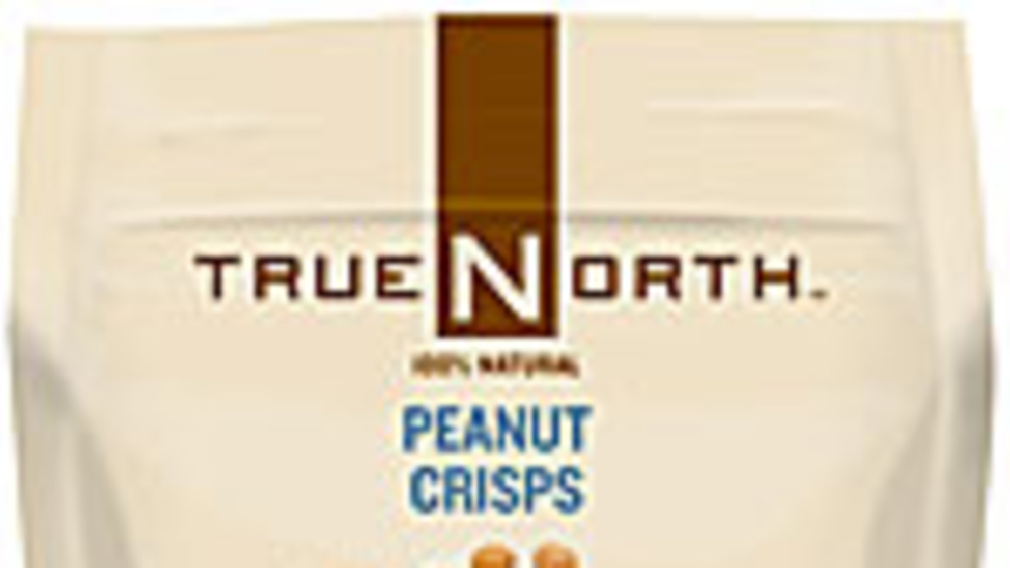 True North Peanut Crisps
