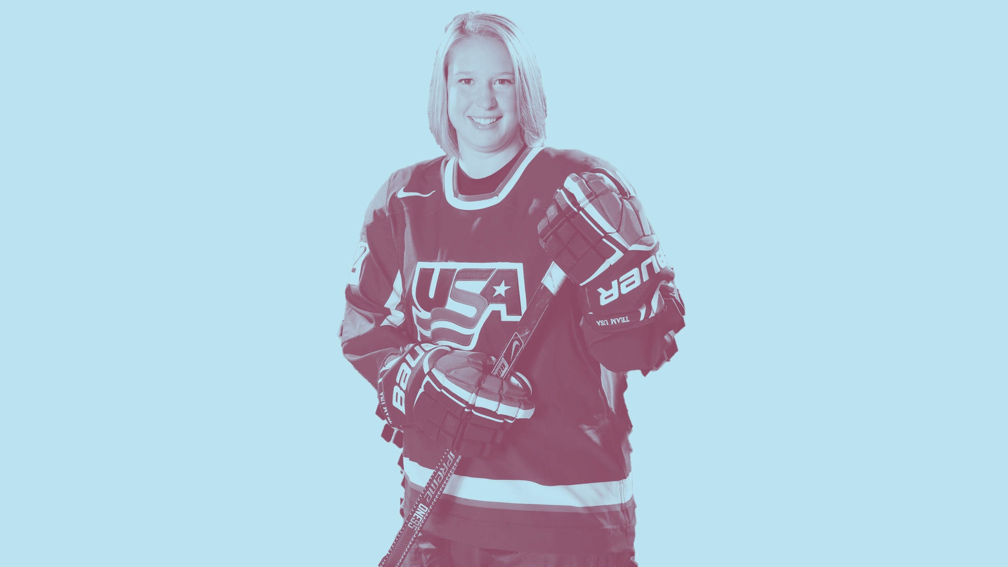 Former USA Hockey Star Rachael Malmberg, 33, Says Radon Gas Caused Her Stage 4 Lung Cancer