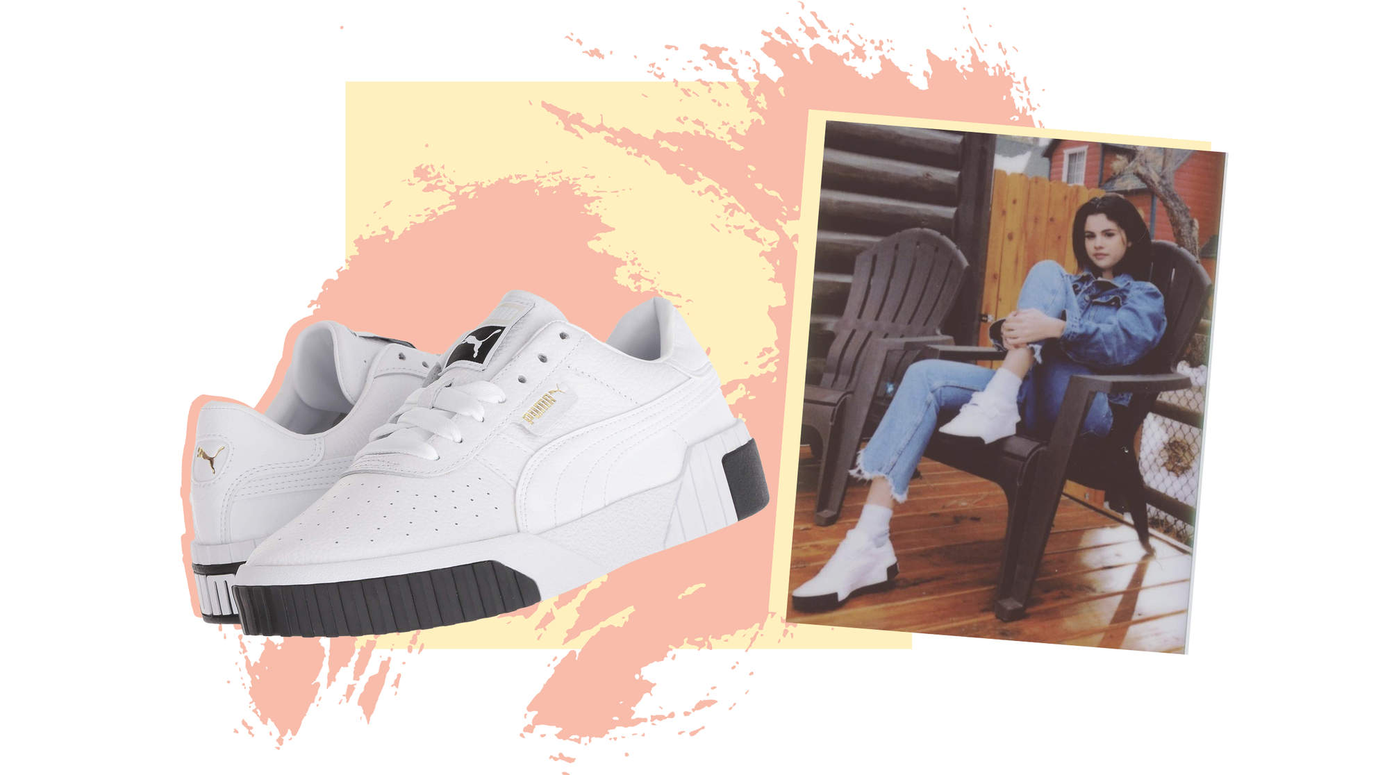 Here's Where to Buy Selena Gomez's Favorite $80 Sneakers Before They Sell Out