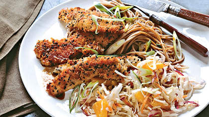 sesame-chicken-asian-slaw