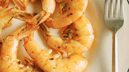 Sing-for-Your-Supper Shrimp
