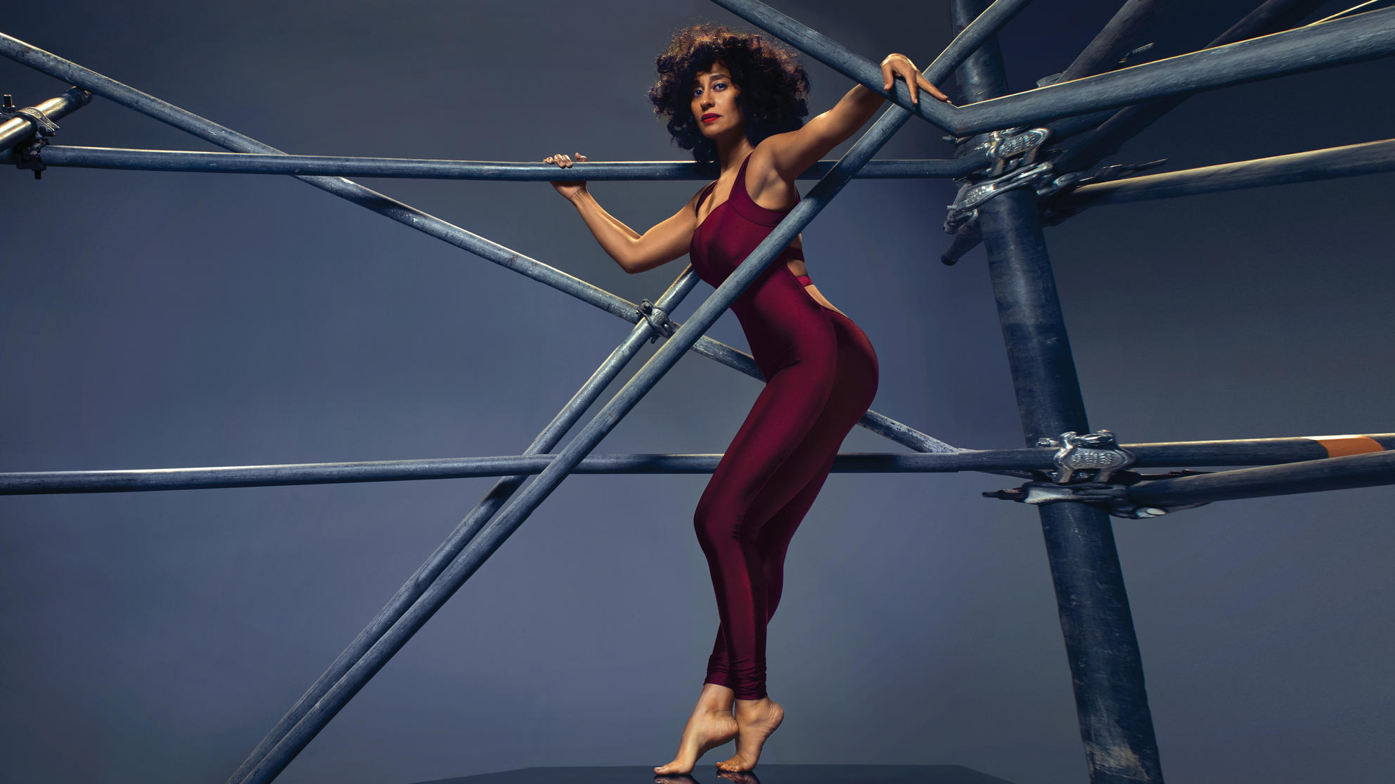 "Tracee Ellis Ross: ""At 22, I Woke Up Like That. At 44, I Work Really Hard"