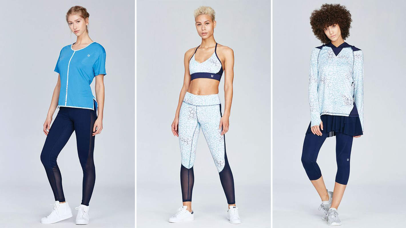 Unleash Your Inner Athlete In Venus Williams's Newest EleVen Activewear Collection