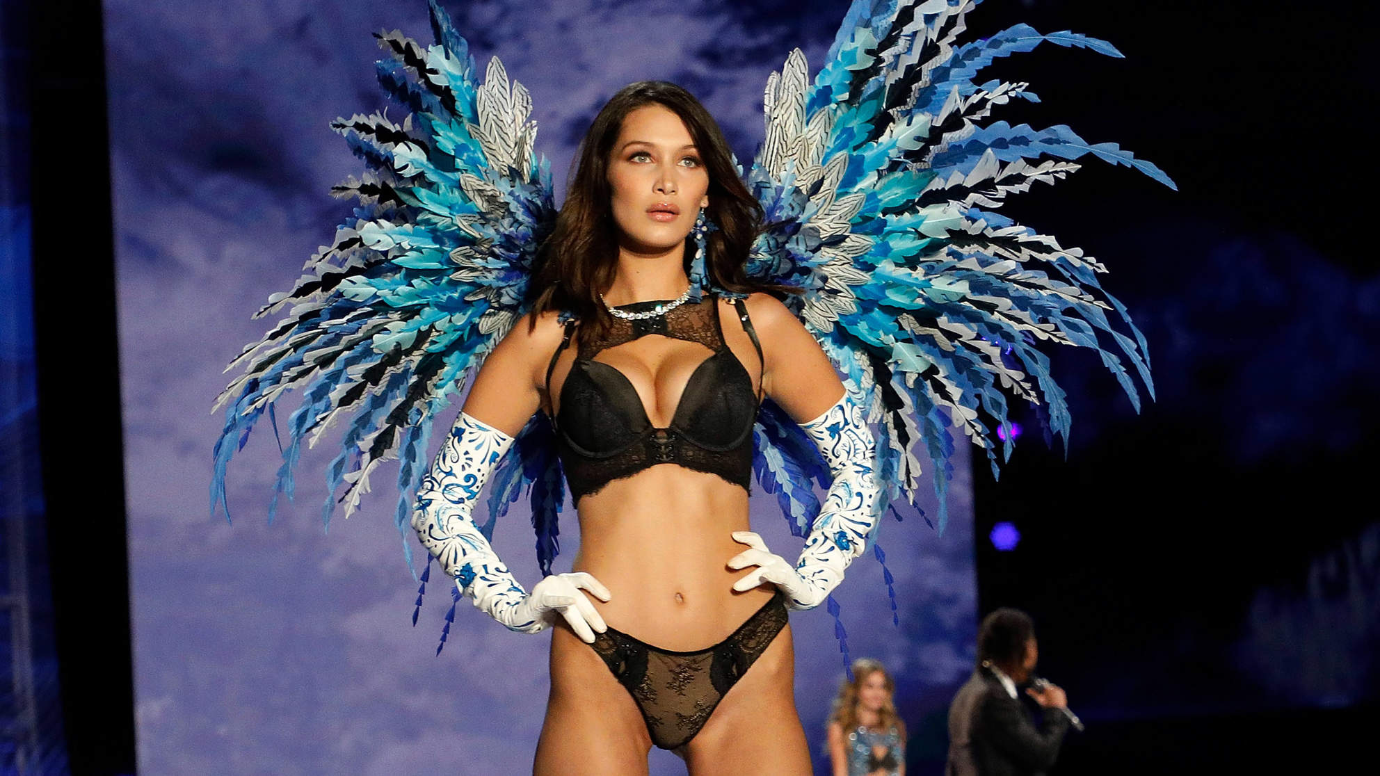 Bella Hadid Responds to Body Shamers as Speculation About Thin Victoria's Secret Models Grows