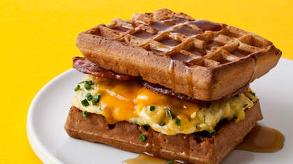 waffle-eggwiches