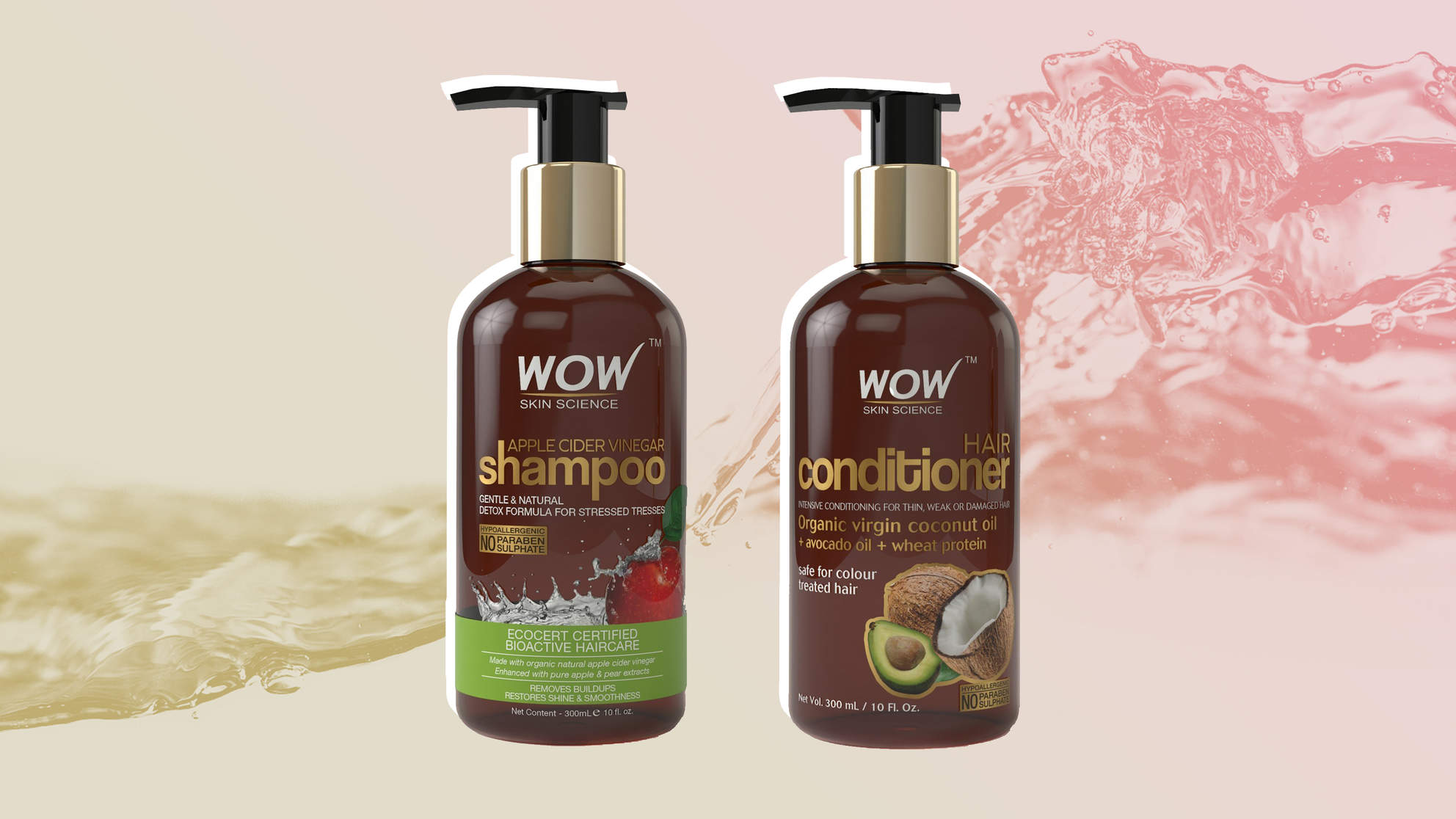 The Apple Cider Vinegar Shampoo and Conditioner That Everyone Wants Right Now