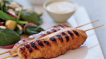 yogurt-chicken-skewers