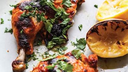 yogurt-paprika-chicken-with-lemon