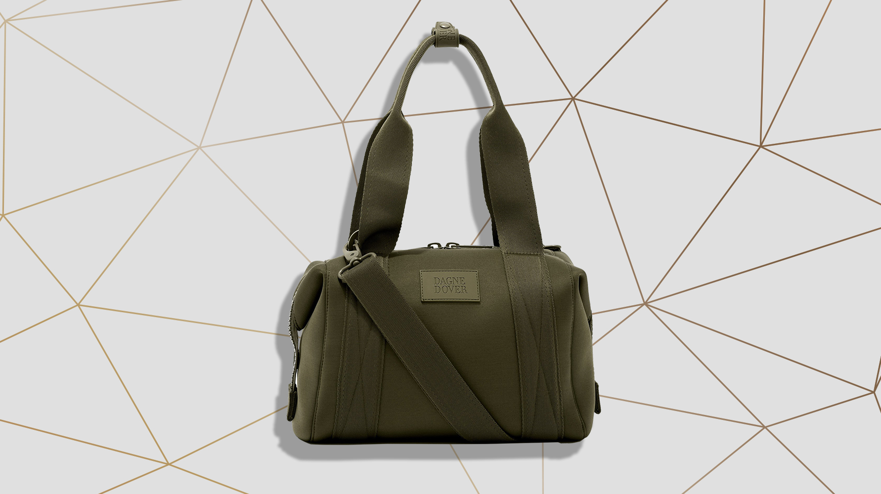 10 Stylish Gym Bags You Won't Be Embarrassed to Bring to Work