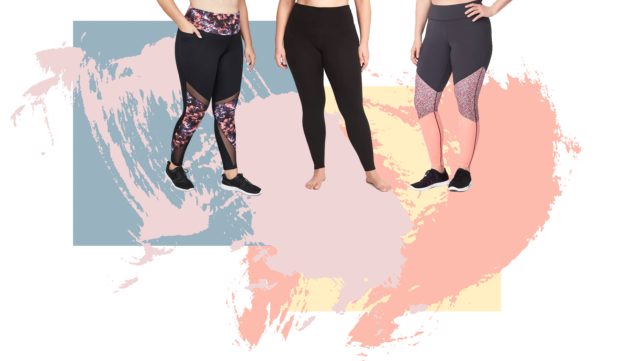 8 Amazing Plus-Size Leggings for Any Workout