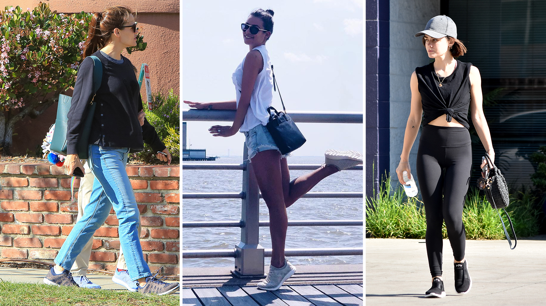 The Super Comfortable Sneaker Brand All Your Favorite Celebs Are Wearing