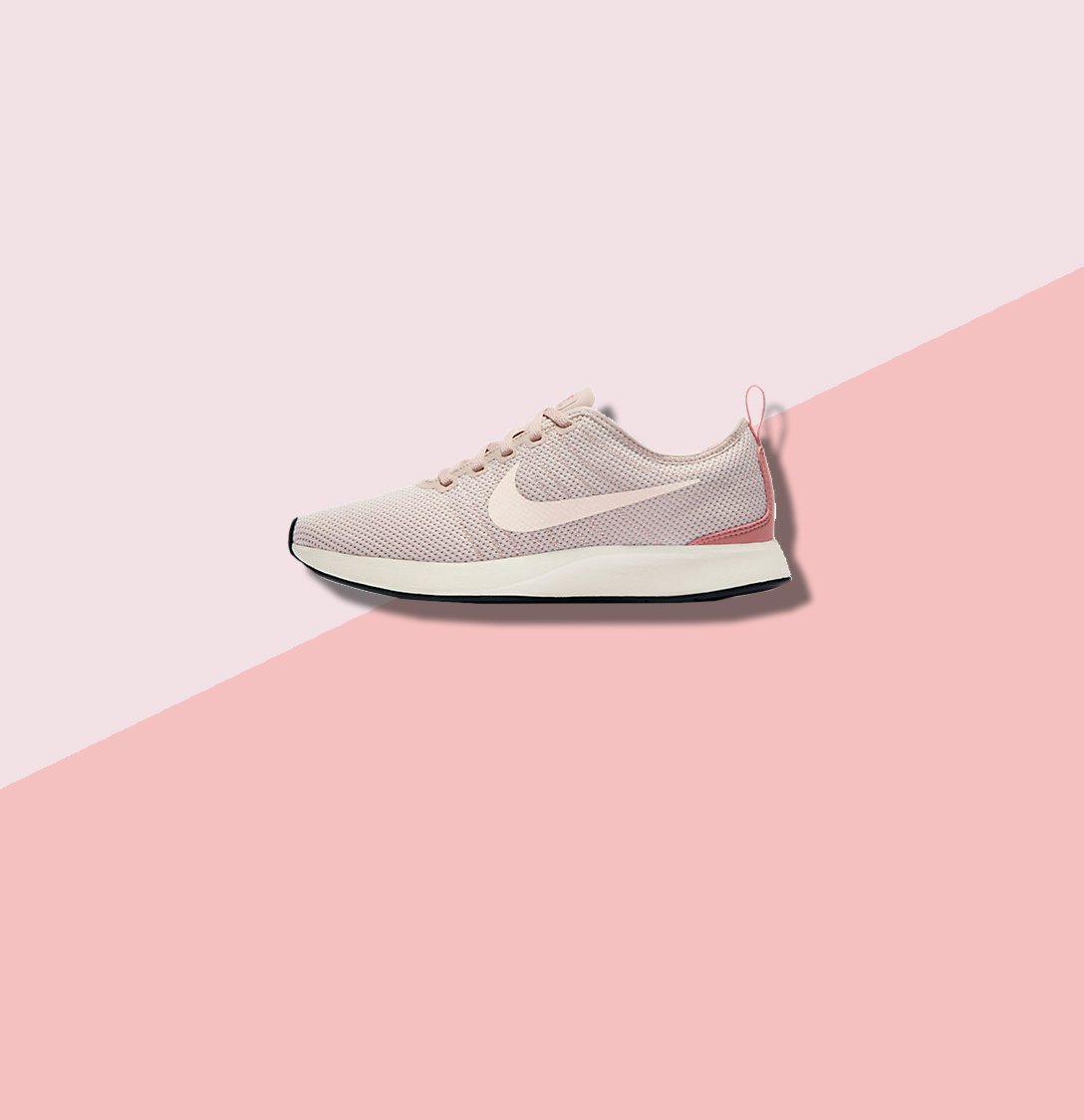 Nike's Millennial Pink Collection Is Here—and It's Amazing