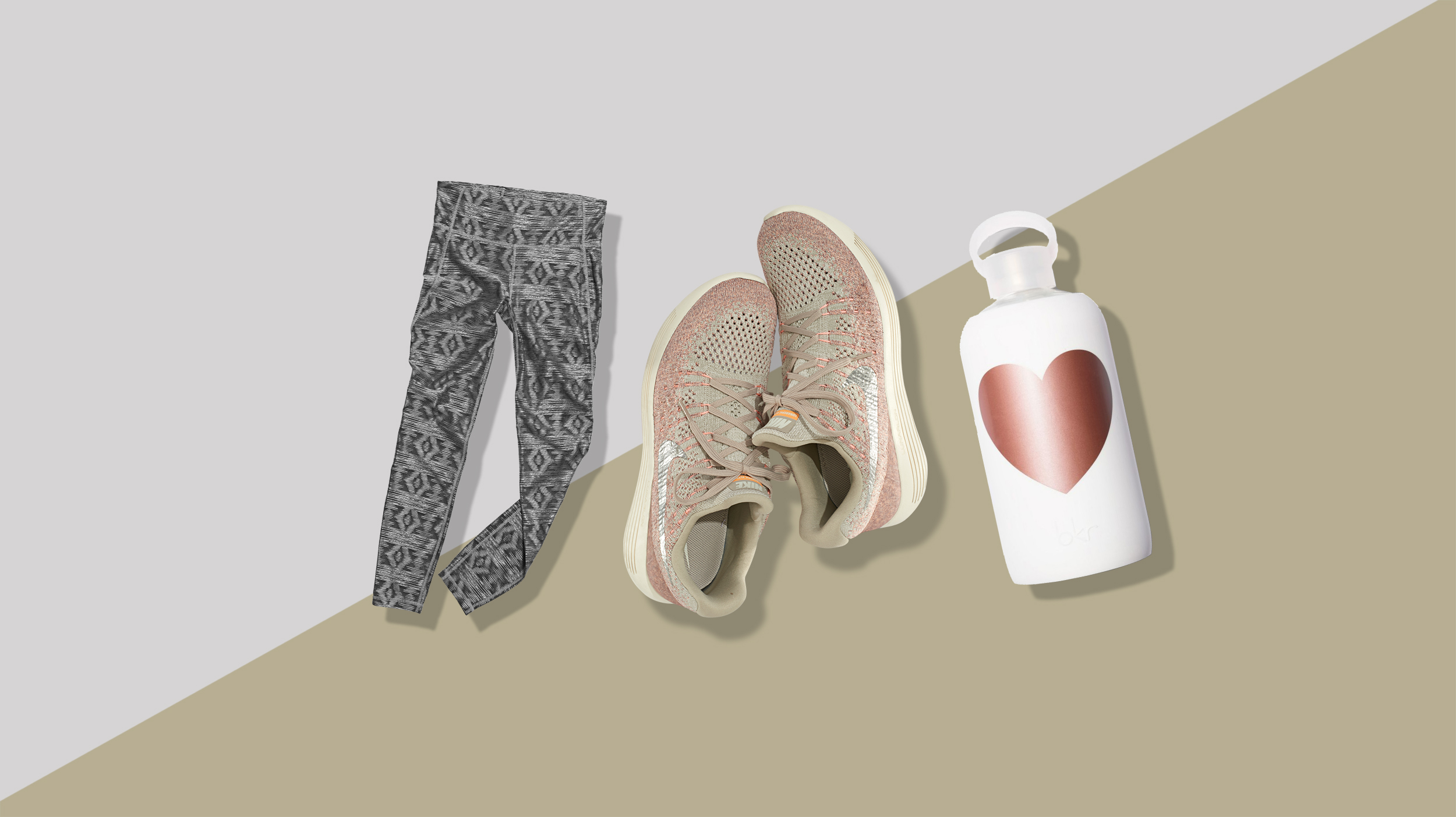 7 Metallic Pieces to Give Your Workout Wardrobe an Instant Refresh