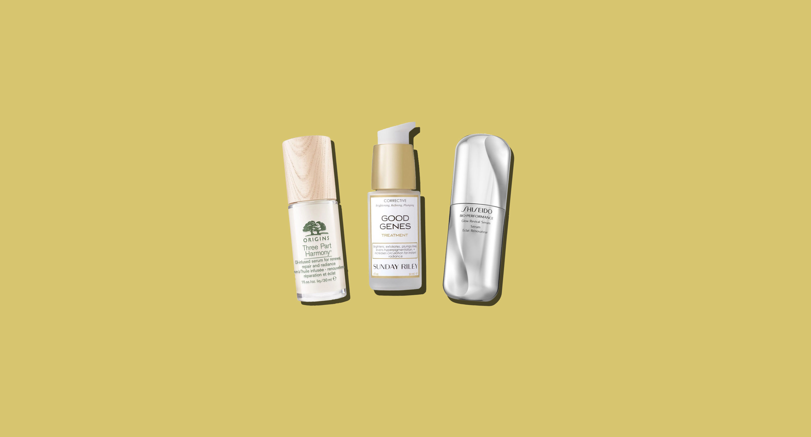 These 7 Glow-Enhancing Serums are Sunshine in a Bottle