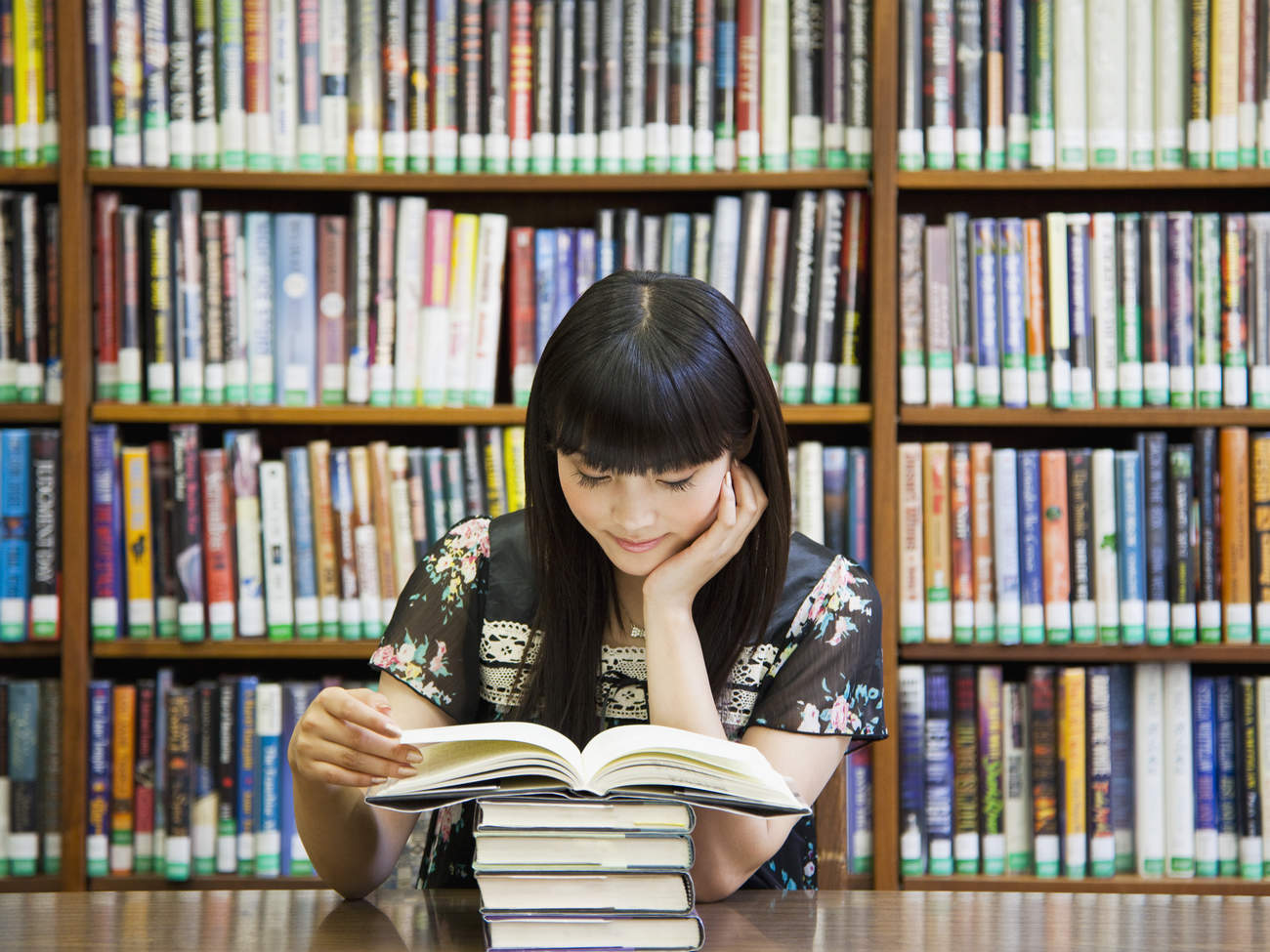 reading-memory-library-books