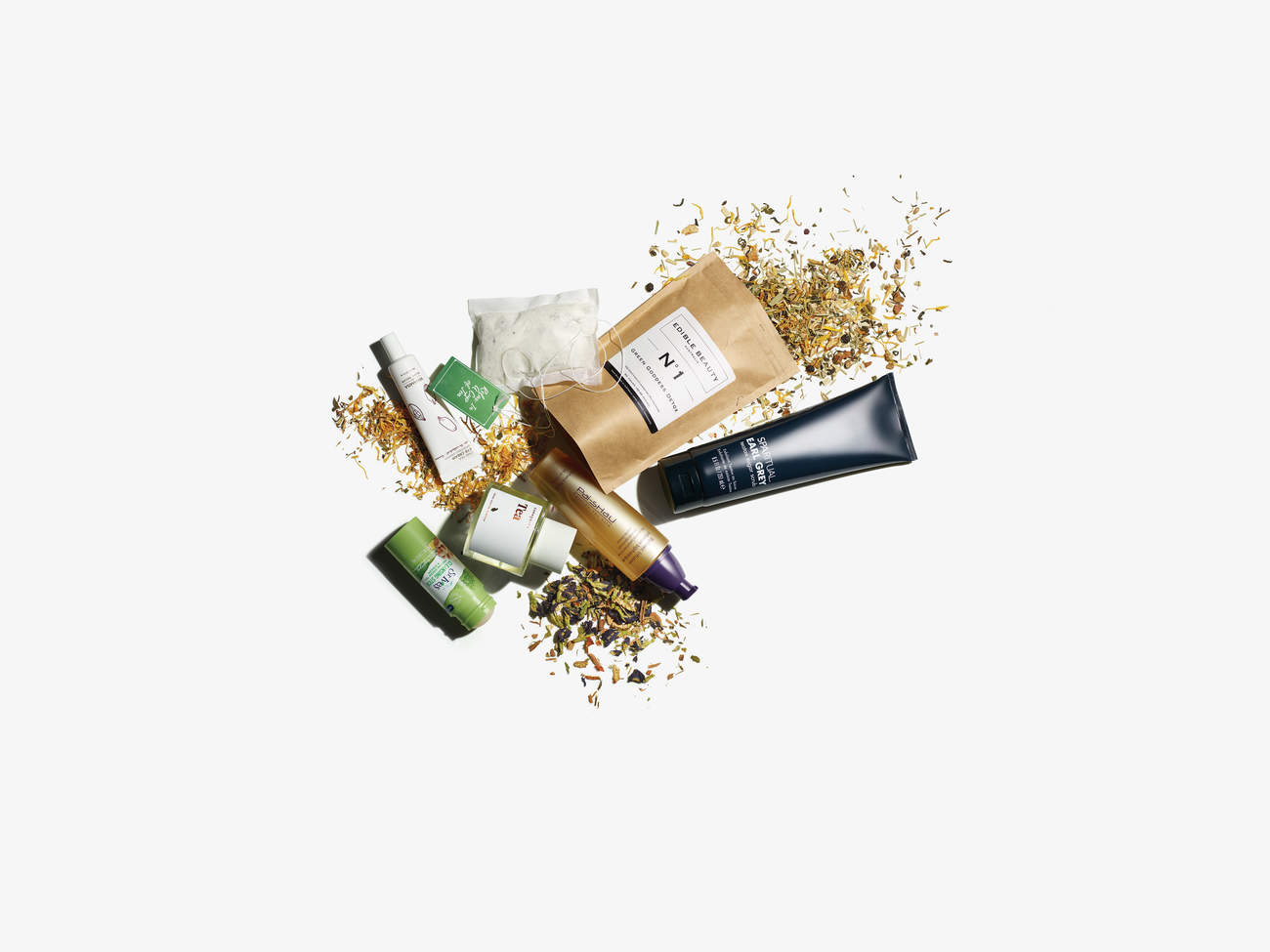 beauty infused tea products