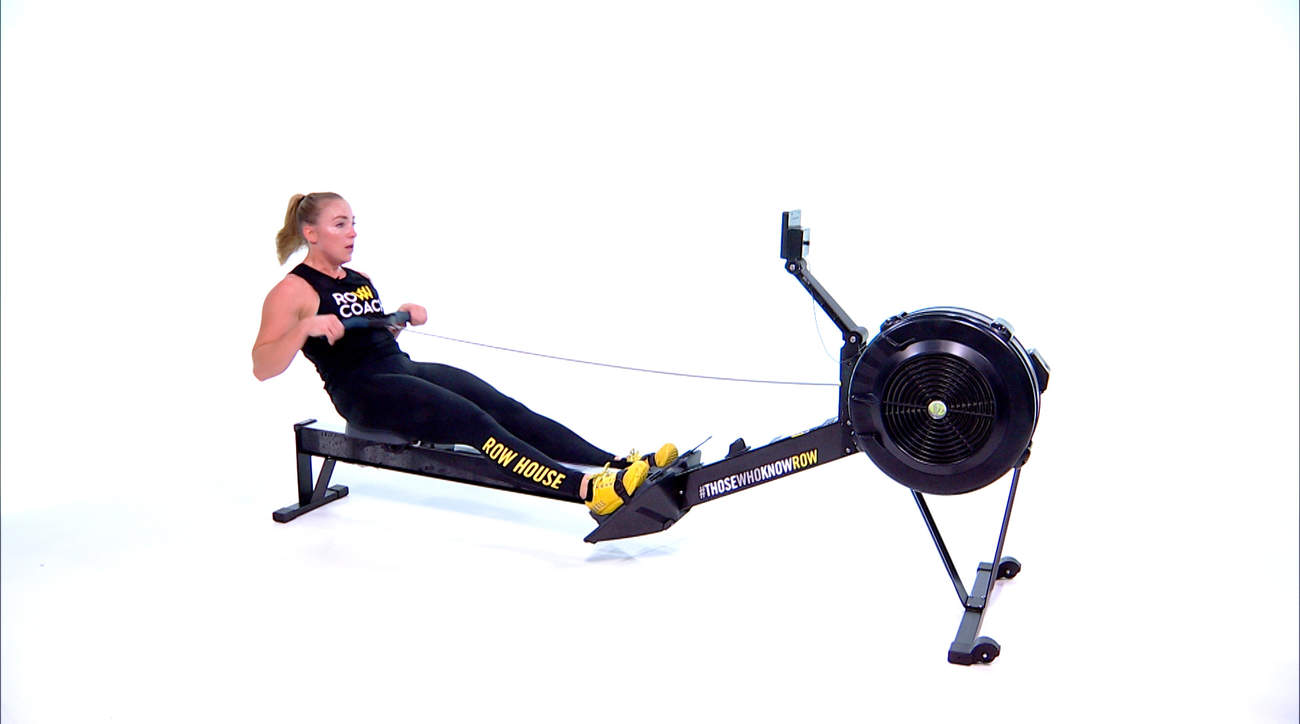 30-minute Fat-Burning Row Workout-video