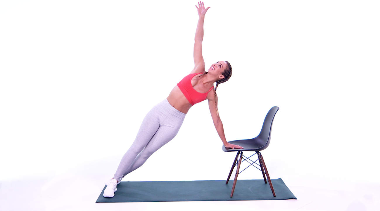 KATIE Upper Body Chair-video