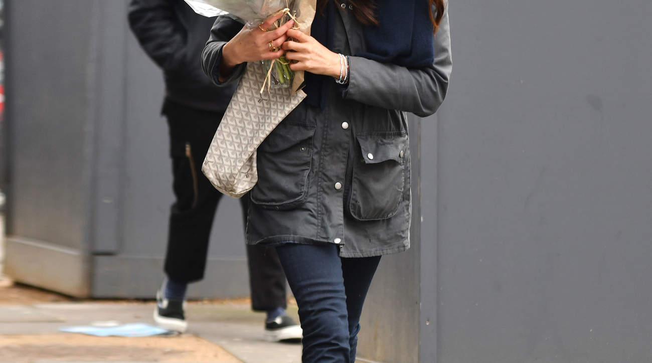 Meghan Markle Hunter Boots