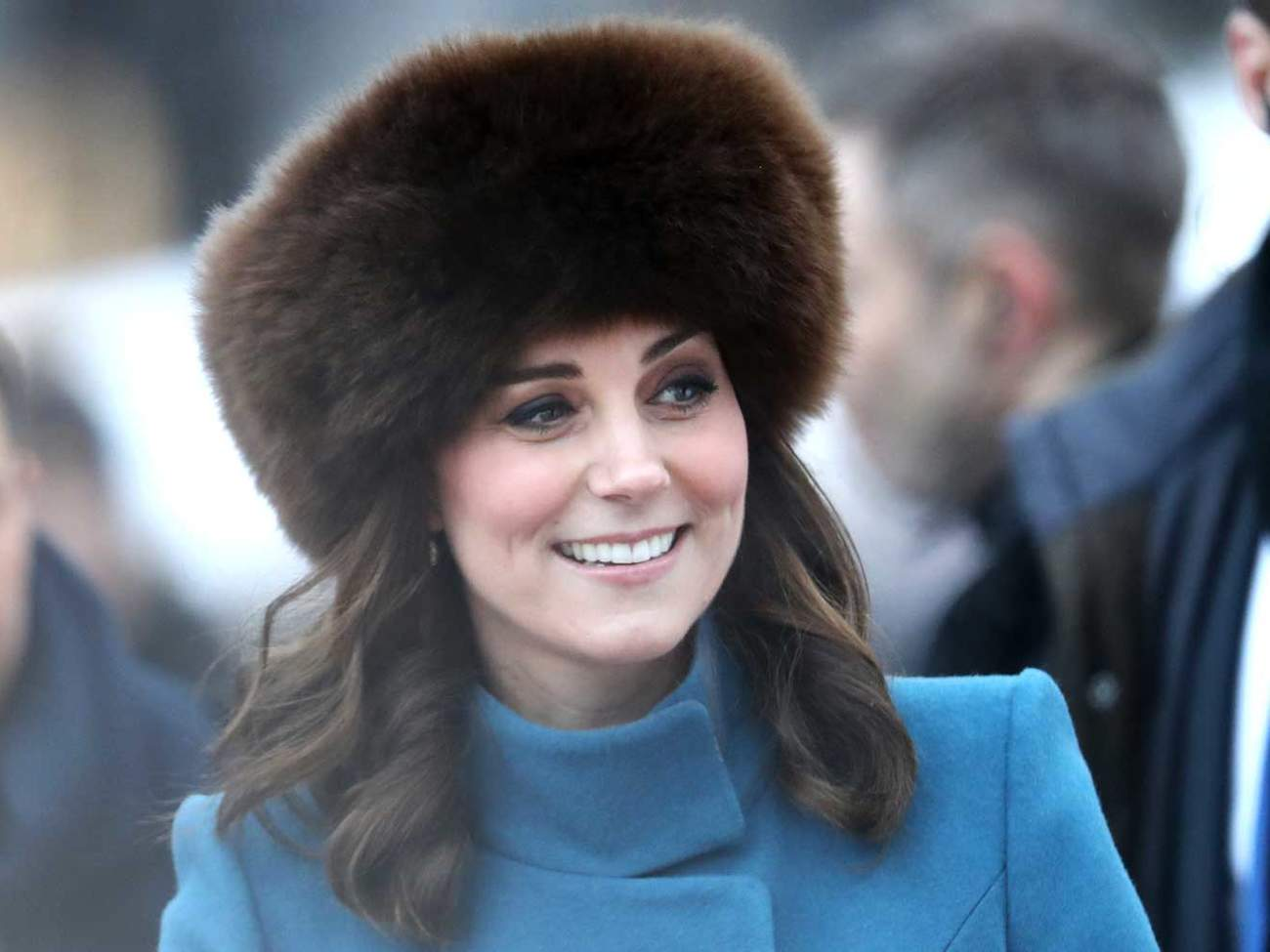 Duchess Of Cambridge Visit Sweden And Norway