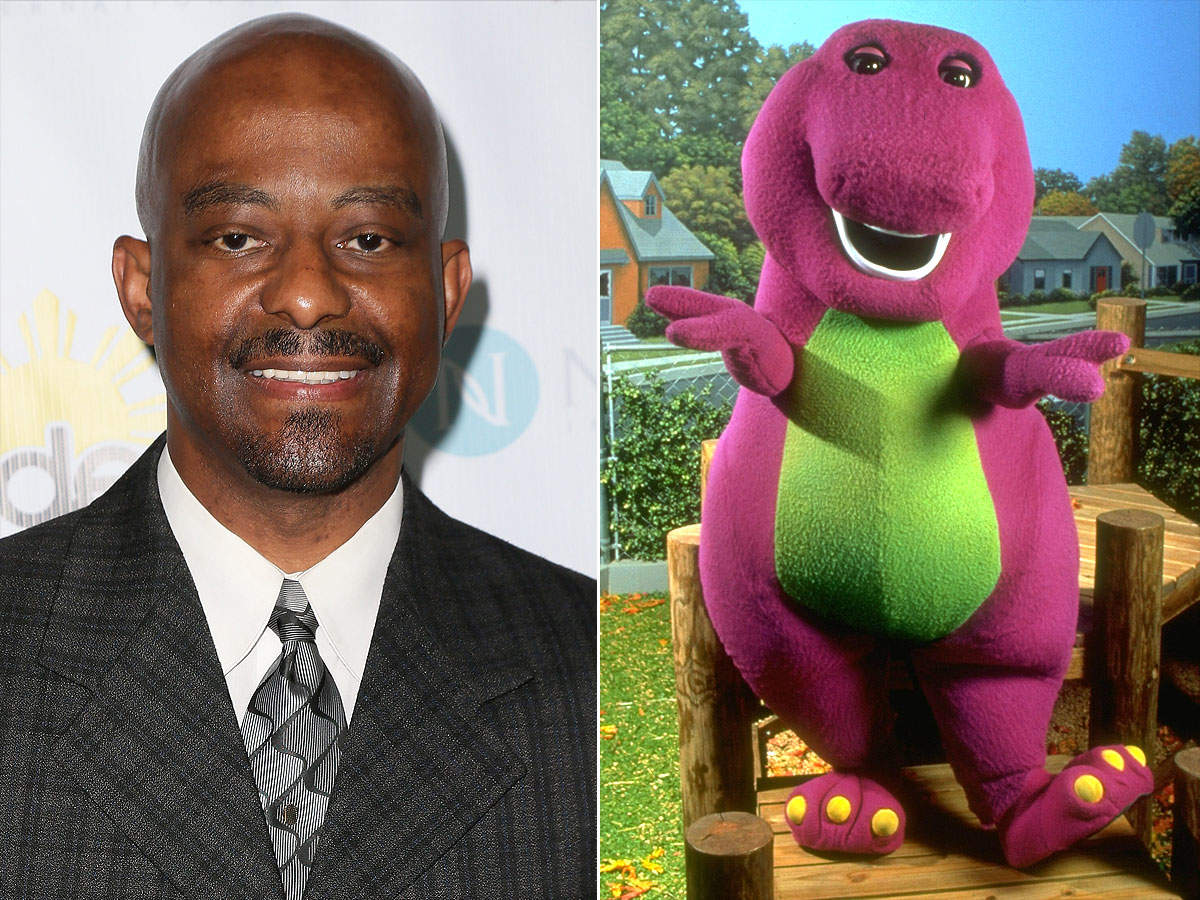 Actor Who Played Barney the Dinosaur Now Works as a Tantric Sex Therapist