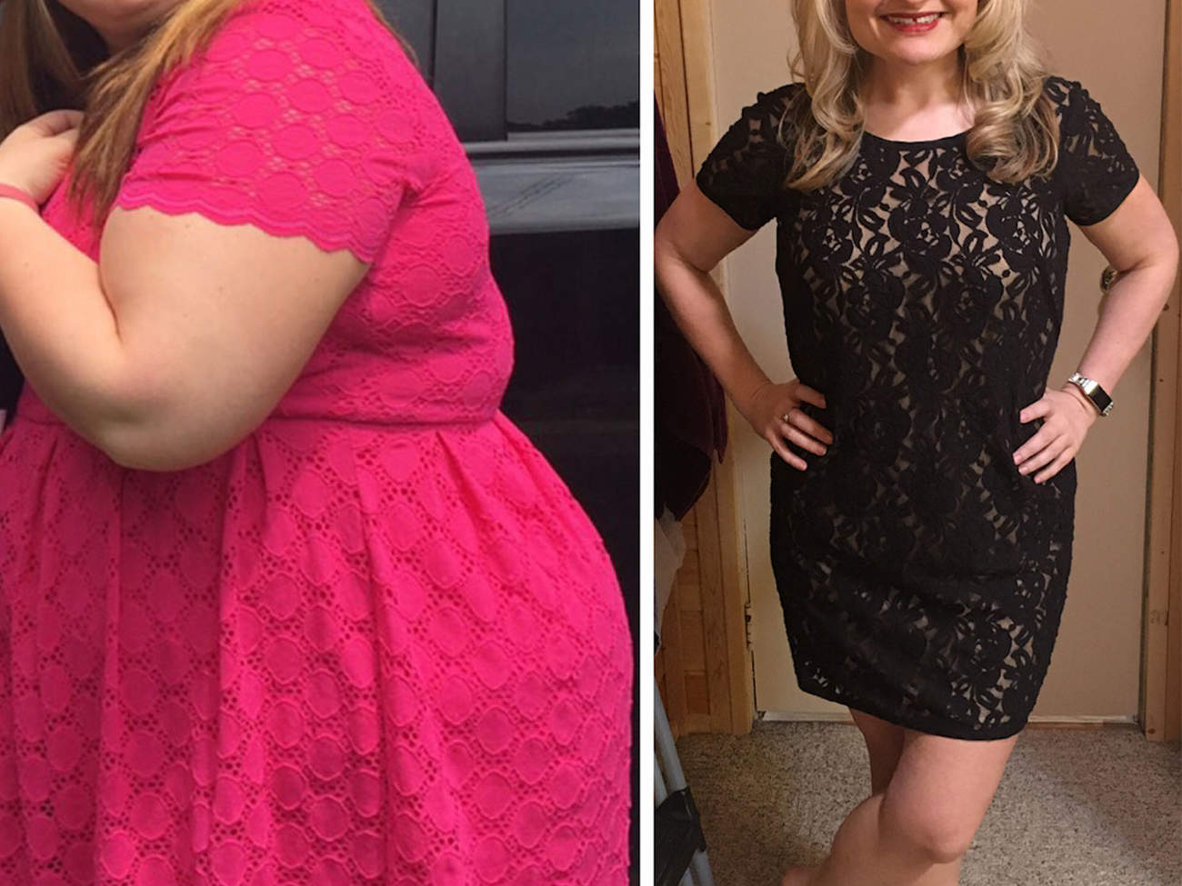 How This Woman Lost 142 Lbs. — and Why She Shared the Journey On Social Media