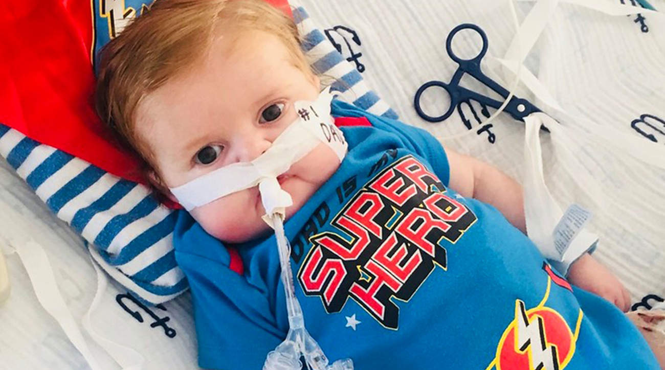 Missouri 5-Month-Old Survives Heart-Lung Transplant — Making Him Youngest Recipient in 10 Years