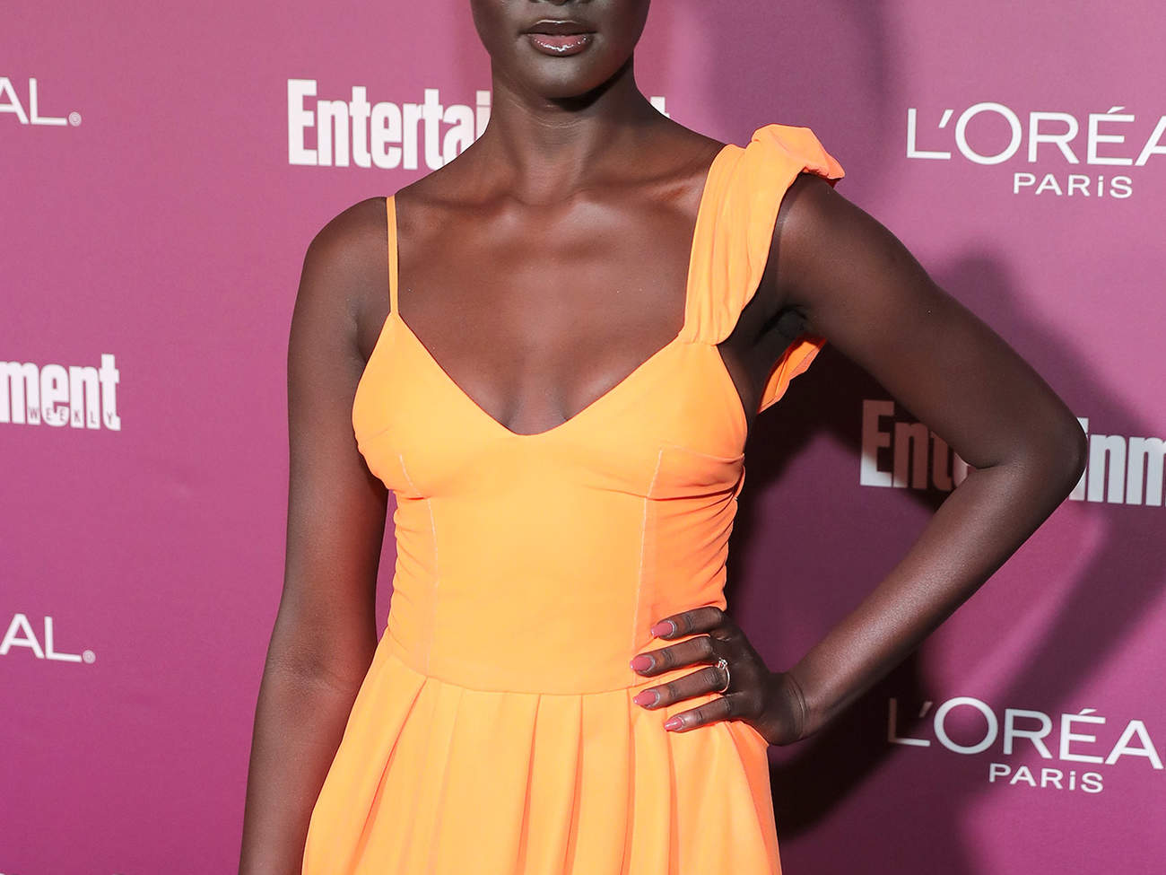 Senegalese Model Khoudia Diop Opens Up About the Pressure to Lighten Her Skin