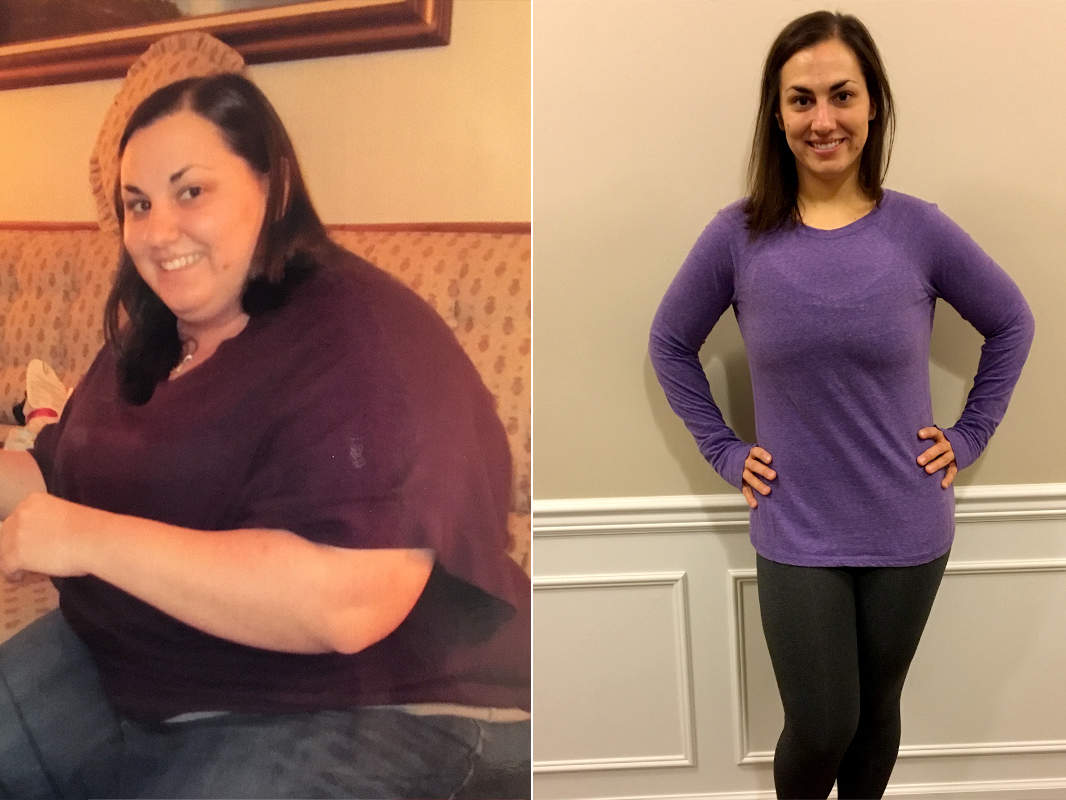 How One Woman Went From Drinking 5 Cans of Soda a Day to Losing 170 Lbs.