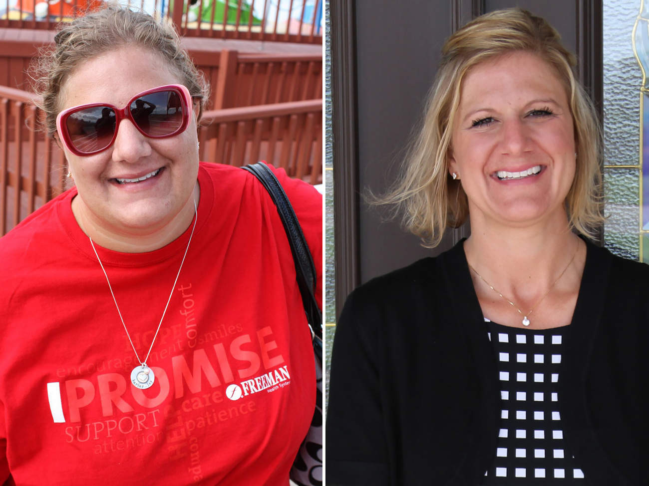 This Mom Ditched Her Emotional Eating Habit and Lost More Than 300 Lbs.