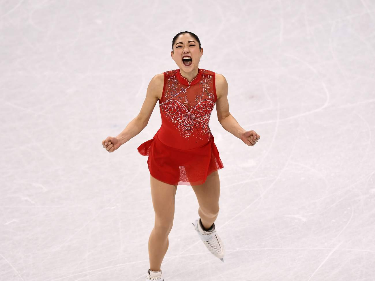 Mirai Nagasu triple axel Winter Olympics 2018