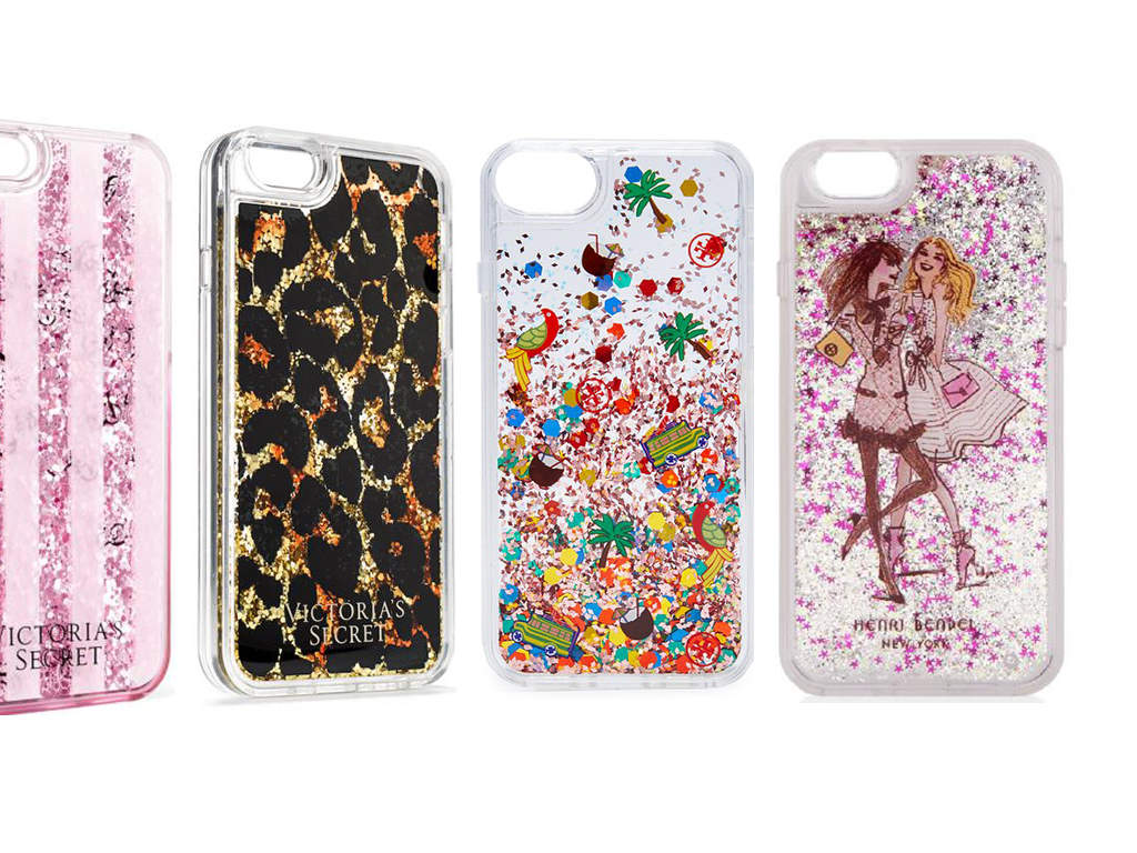 Glitter iPhone Case Recalled After Causing Burns and Permanent Scarring