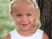 Savanna Jessie who died after testing positive for flu, strep throat and scarlet fever