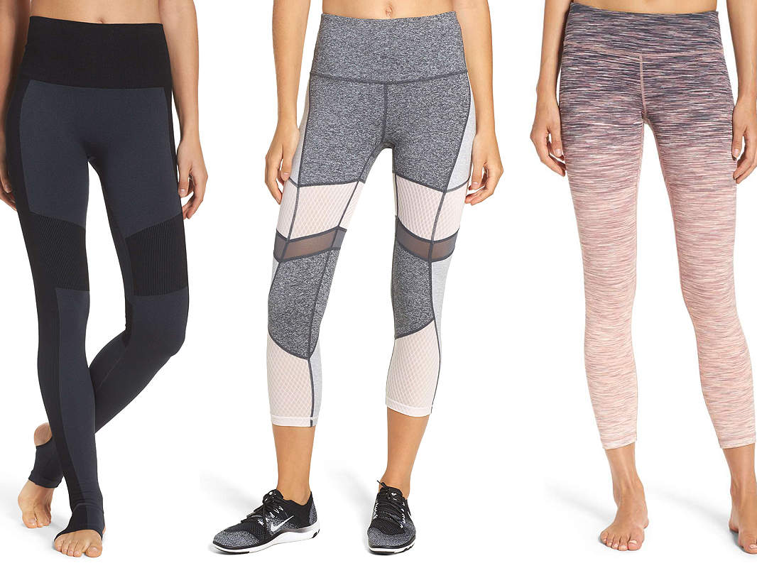 Shopping: The Under $100 Leggings From Nordstrom We're Obsessed With