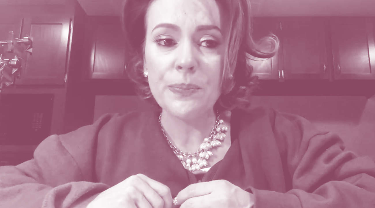 Alyssa Milano Cries as She Tells Her Daughter Why She Came Forward About Her Sexual Assault