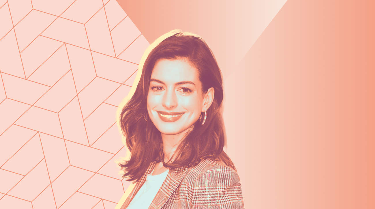 anne-hathaway celebrity actress woman health