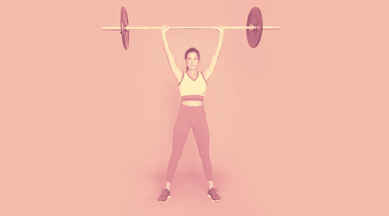 barbell strength weight-lifing muscle metabolism weight workout exercise training sequence