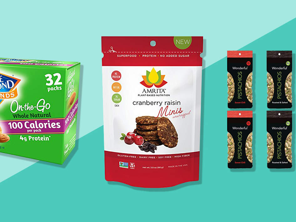 The best healthy vegan snacks on Amazon according to nutritionists