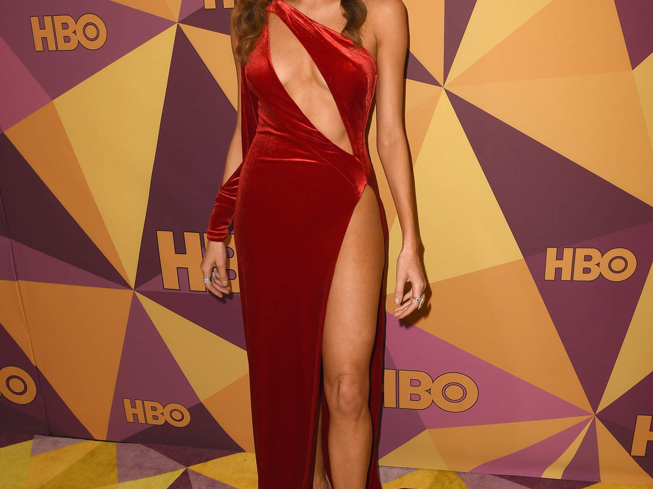 blanca-blanco-red-dress-golden-globes