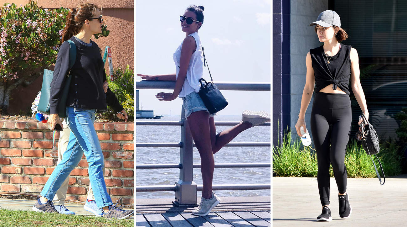 The Comfortable APL Sneakers That a Ton Of Celebrities Are Wearing ... 3f87157cb3d0