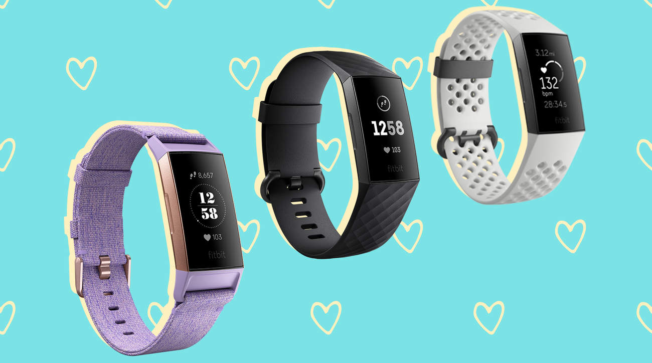 fitbit sale valentines product fitness woman workout exercise watch health