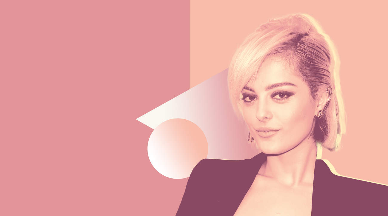 bebe-rexha celebrity woman music health wellbeing